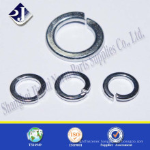 China Quality High Strength carbon steel zinc plated springlock washer