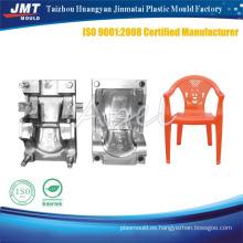 silla de plástico molde plástico molde sillón blanco fabricante