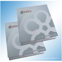 Notas adhesivas impresas baratas en el embalaje de la película de cigarrillo