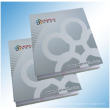 Günstige gedruckte Haftnotizen in Zigarettenfolie Verpackung