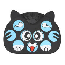 colorful cartoon digital drum practice electronic pad for kids toy