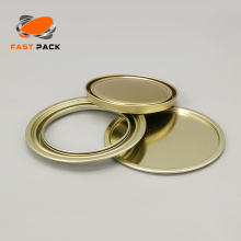 Small lid ring bottom accessories for 1L cans