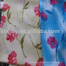 100% Polyester Koshibo Stoff bedruckter Stoff