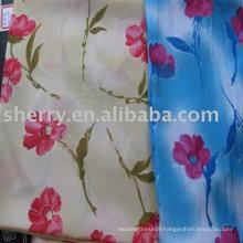 100% polyester koshibo fabric printed fabric