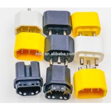 IS-0119 INSERIR SOQUETE IEC 60320 C13 C14 C15 C17