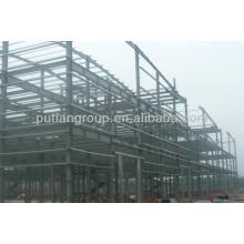 Bâtiment structurel en acier de qualité supérieure
