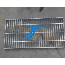 Aço inoxidável, baixo aço de carbono, grades anti ferrugem