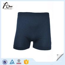 Unterwäsche-Boxer der Großhandelsnahtlose Haut-Abnutzungs-Männer