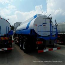Sinotruk HOWO 6X4 20m3 Wassertankwagen Verkauf in Dubai