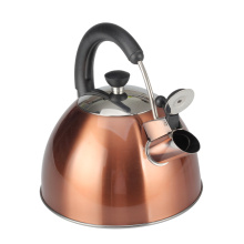 Hot Sell Stainless Steel Whistling Kettle