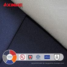Baumwolle Nylon 5.5oz feuerabweisendes Gewebe für Kleidungsstücke