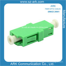 LC/APC Simplex Fiber Optic Adapter