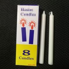 Set de regalo de 40g de velas blancas de Etiopía
