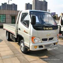 Camiones diesel diesel de bajo precio con cabina individual de marca Tking