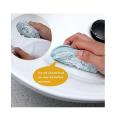 Kundenspezifische BPA-freie Silikon-Seifenschalenbürste