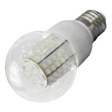 HA005B E27 3w led bulbe light 500lm 66leds avec CE RoHS