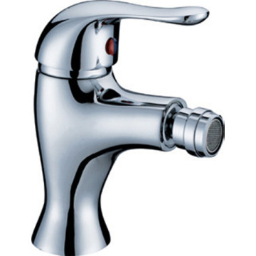 Faucet Bidet Chrome Mengendalikan Single Bidet
