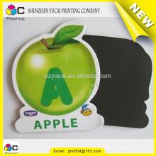 Надежный китайский поставщик магнитной бумажной наклейкой и подарите подарок магнитную наклейку