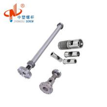 nitriding meltblown extruder screw barrel/ PVC PE PP extrusion line