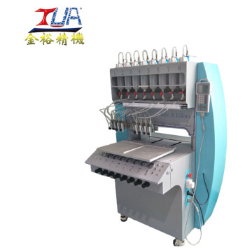 High Efficiency 3D Rubber Picture Frame Machine
