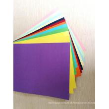 papel de embrulho de cor 150-400gsm