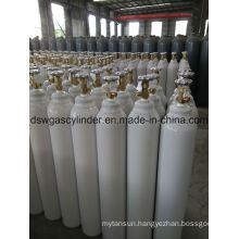 ISO9809 99.9% N2o Gas Filled in 40L Cylinder Gas with Qf-2 Valve