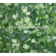 iqf green scallion dices