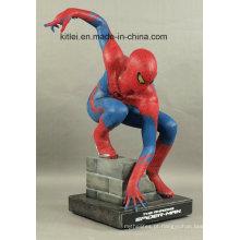 Figura de PVC de alta qualidade de plástico para decoração