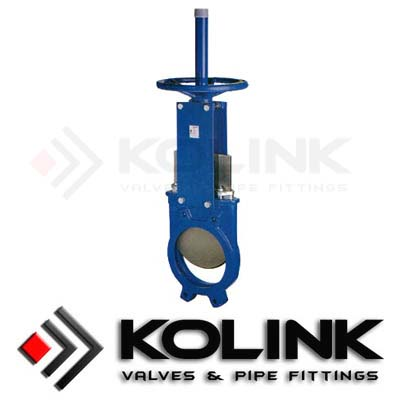 Knife Gate Valve Replaceable Seat