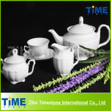 Benutzerdefinierte Haushaltswaren Porzellan Teesets