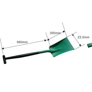 Farming Tools Non-Spark Square Shovel