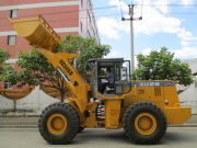 5ton,3m3 brand new construction machinery zl50 GK958B with Cummins engine