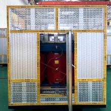 2000KVA 33 / 0.4KV transformador de resina moldeada tipo seco