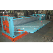 Transverse Thin Corrugated Sheet Forming Machine