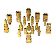Raccords rapides pour tuyaux pneumatiques