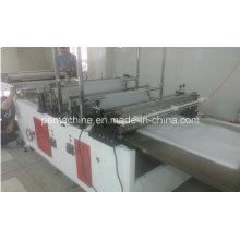 Saco de corte a quente de vedação a quente que faz a máquina sem tensão (servo duplo)