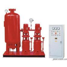 Sistema de bombeo de agua de alta presión