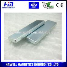 Large Block Neodymium Permanent Magnet For Wind Turbine