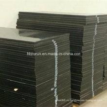 Черный лист пом Делрин лист