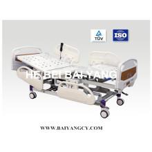 (A-4) Lit d'hôpital électrique à cinq fonctions