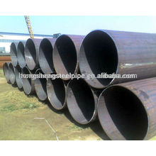 OD19mm to 1620mm ERW carbon steel pipe