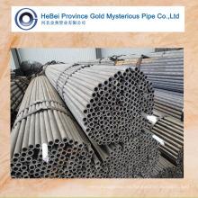 DIN17175 / DIN1629 Tubo de acero sin soldadura de carbono