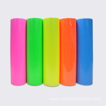 Heat press vinyl rolls for clothing printing logo