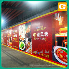 Outdoor Large Size Wall Sticker,Wall Banner For Advertisment And Promotion