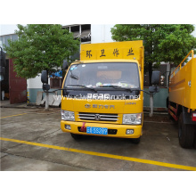 Cleaning & Vacuum Sewage Suction Truck