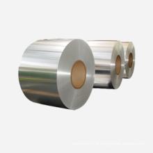 Folha de alumínio quente para embalagem