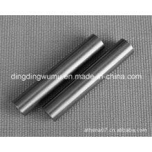 Rod d'alliage de lanthane de molybdène de Mo-La pour l'électrode
