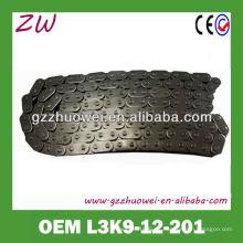 Cadena de sincronización de automóviles Cadena de sincronización de plata MAZDA CX7 L3K9-12-201