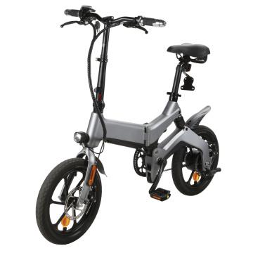 36V 250W Motor Aluminum Frame 16 Inch Folding Electric Bicycle
