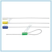 GC-1801 puxe apertado hexágono plástico cabo selo de segurança